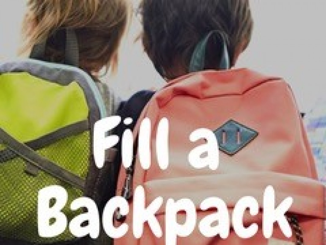 BACKPACK CHALLENGE